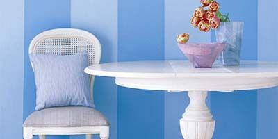 Blue, Floor, Flooring, Room, White, Furniture, Table, Flowerpot, Grey, Teal,