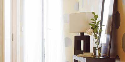 Interior design, Fixture, Houseplant, Lamp, Artifact, Plywood, End table, Flowerpot,