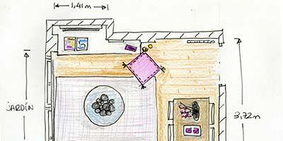 Purple, Line, Parallel, Lavender, Violet, Rectangle, Diagram, Illustration, Drawing, Plan,