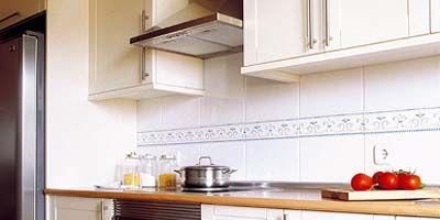 Room, White, Major appliance, Kitchen, Kitchen appliance, Line, Countertop, Interior design, Home appliance, Cabinetry,