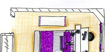 Purple, Violet, Magenta, Line, Lavender, Rectangle, Parallel, Illustration, Drawing, Square,