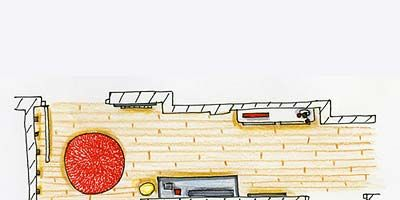 Line, Parallel, Rectangle, Illustration, Drawing, Diagram, Graphics, Kitchen appliance accessory,