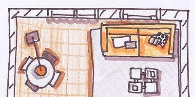 Line, Parallel, Artwork, Illustration, Rectangle, Design, Drawing, Sketch, Still life,