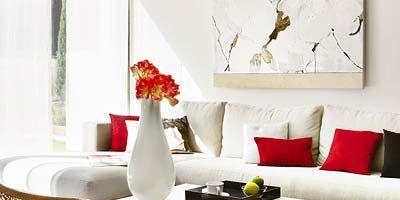 Room, Interior design, White, Wall, Table, Furniture, Couch, Petal, Living room, Interior design,