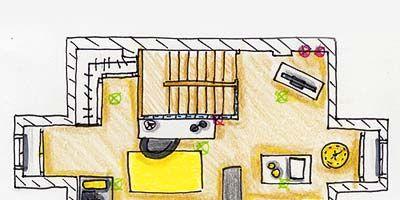 Yellow, Line, Parallel, Illustration, Rectangle, Artwork, Drawing, Plan, Machine, Diagram,