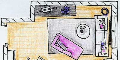 Purple, Line, Magenta, Parallel, Rectangle, Illustration, Drawing, Circle, Diagram, Square,