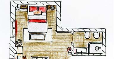 Line, Parallel, Rectangle, Artwork, Illustration, Plan, Drawing, Sketch,