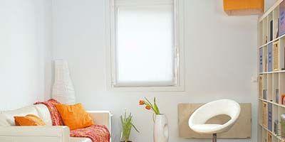 Room, Interior design, Product, Yellow, Wood, Wall, Property, Orange, Textile, Floor,