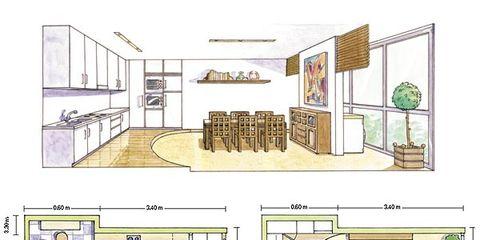 Line, Plan, Parallel, Schematic, Diagram, Design, Drawing, Technical drawing, Floor plan,