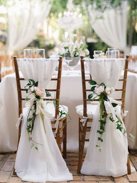 Green, Decoration, Chair, Tablecloth, Wedding ceremony supply, Table, Dress, Centrepiece, Flower, Textile,