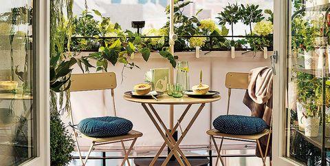 Claves Para Decorar La Terraza - Terraza-decoracion