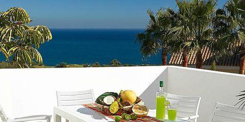 Comedores para tu terraza o balcón