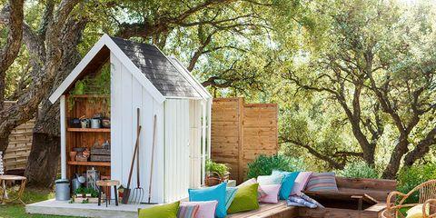 Como Elegir La Mejor Caseta De Jardin - Caseta-para-terraza