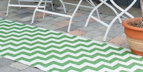 C mo decorar un sal n con tonos tierra y tostados - Como limpiar las alfombras en casa ...