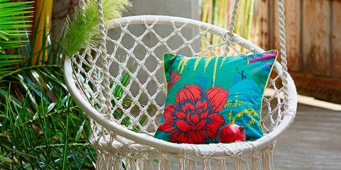 Furniture, Chair, Tree, Plant, Outdoor furniture, Leisure, Yard, House, Porch, Home accessories,