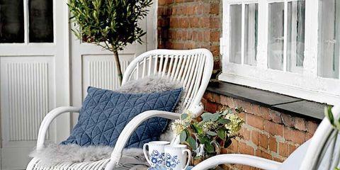 Ideas Para Decorar Y Amueblar Balcones Y Terrazas