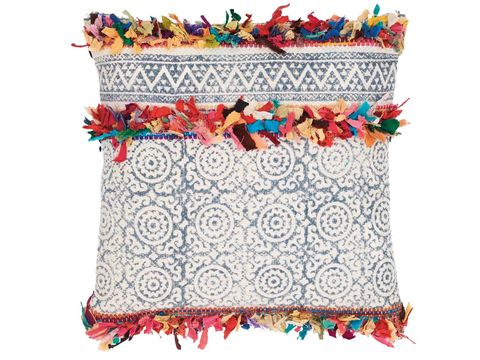 Font, Textile, Cushion, Furniture, Embroidery, Pattern, Rectangle,