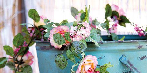 Petal, Branch, Flower, Pink, Flowering plant, Floral design, Twig, Flower Arranging, Artificial flower, Creative arts,