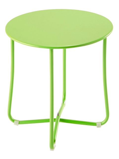 Green, Furniture, Table, White, Line, Outdoor furniture, Rectangle, Parallel, Teal, Material property,
