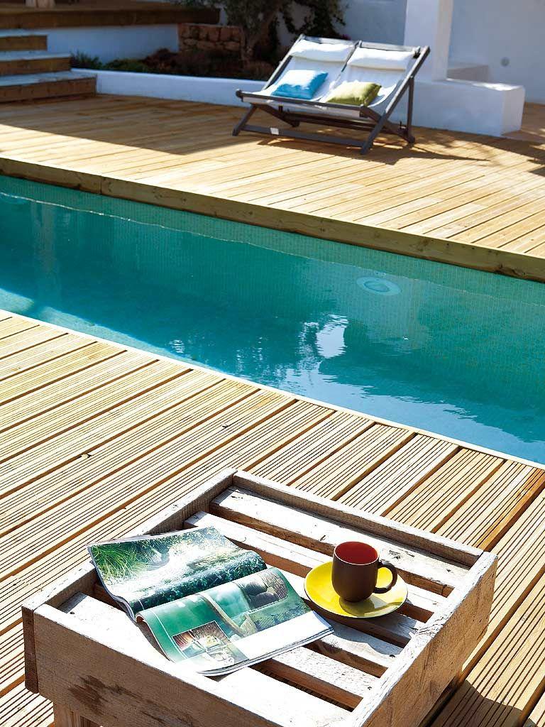 Suelos para alrededor de piscinas great instalar csped artificial en piscina with suelos para - Suelos para alrededor de piscinas ...