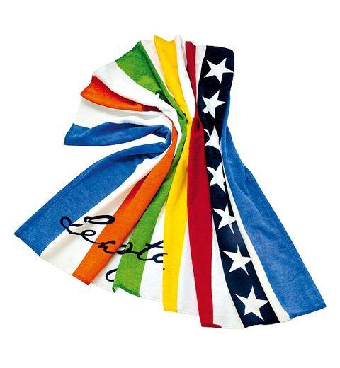 Orange, Electric blue, Costume accessory, Costume design, Fashion design, Graphics, Sock,