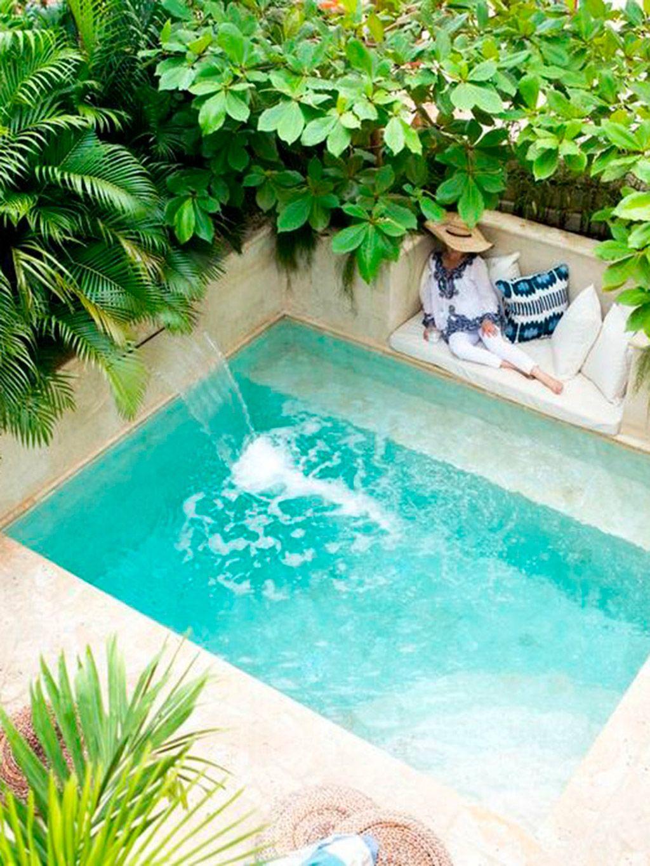 33 Jardines Con Piscinas De Ensueno - Fotos-de-picinas