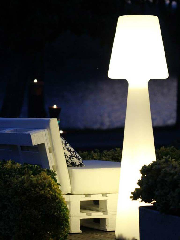 Las Mejores Opciones Para Iluminar El Jardin