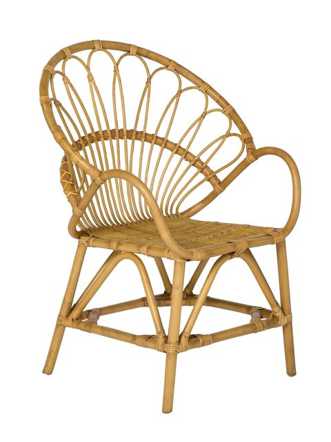 Furniture, Chair, Outdoor furniture, Grass family, Wicker, Windsor chair, Plant,