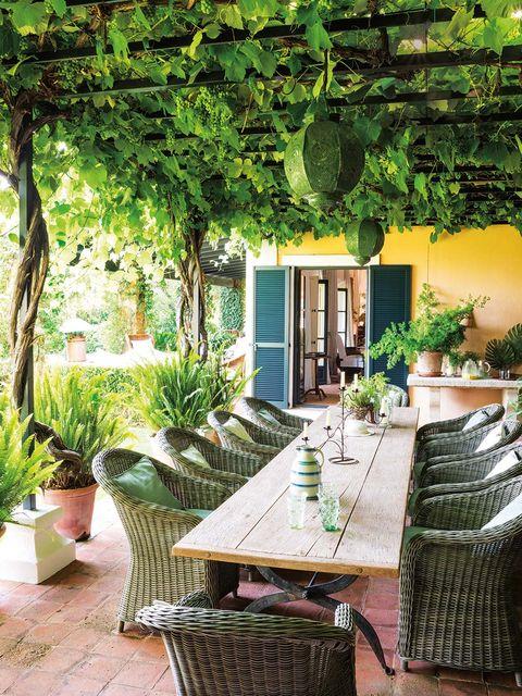 Porches Jardines Terrazas Y Balcones Listos Para Disfrutes