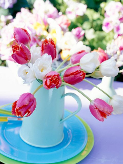 Petal, Serveware, Flower, Pink, Bouquet, Cut flowers, Flowering plant, Centrepiece, Dishware, Flower Arranging,