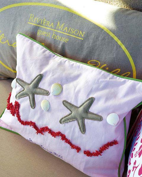 Textile, Carmine, Embroidery, Linens, Needlework, Creative arts, Craft, Symbol, Stitch, Cushion,