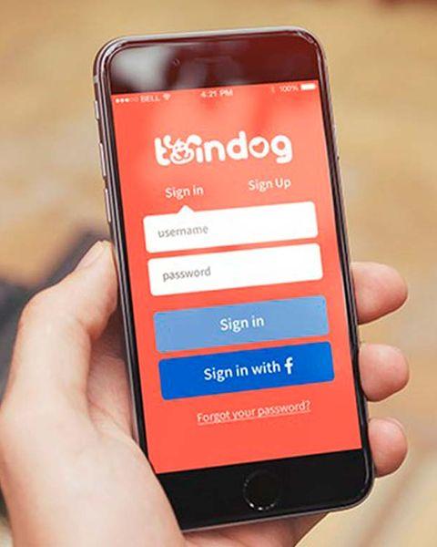 aplicación para mascotas twindog