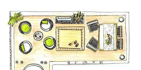 Green, Rectangle, Illustration, Circle, Drawing, Graphics,