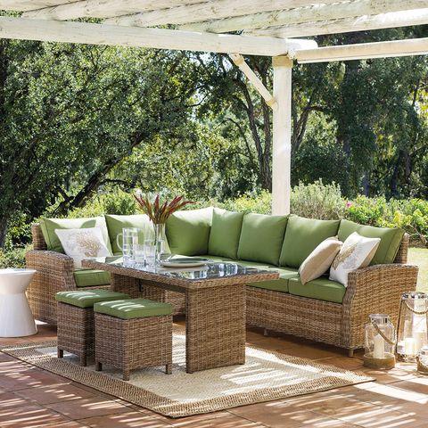 Decorar la terraza: Muebles de exterior