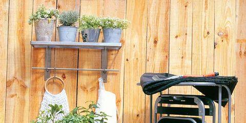 Fronda Muebles De Jardin.Ideas Para Mantener Bien Organizado El Jardin