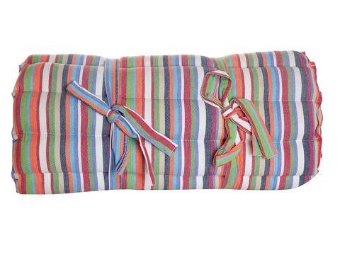 Bag, Handbag, Orange, Turquoise, Pink, Wristlet, Fashion accessory, Textile, Pencil case, Magenta,