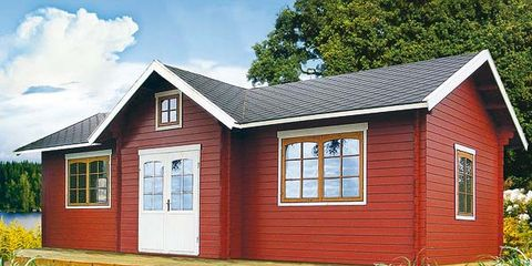 Wood, Window, House, Property, Home, Residential area, Real estate, Roof, Land lot, Building,