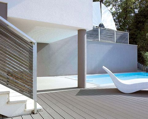 Property, Architecture, Real estate, Floor, Flooring, Shade, Concrete, Composite material, Swimming pool, Tile,