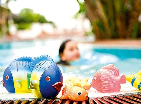 Leisure, Swimming pool, Aqua, Toy, Hand fan, Baby toys, Baby Products, Bathing, Baby, Decorative fan,
