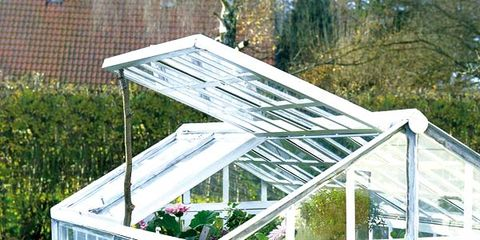 Garden, Yard, Outdoor structure, Landscaping,