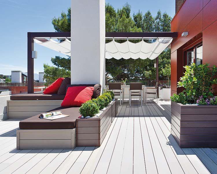 Tono Terraza : Tu paraíso particular terraza y jardín