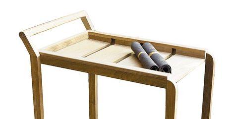 Wood, Hardwood, Shelving, Rolling, Shelf,