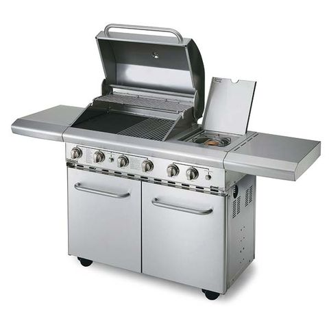 Product, Line, Machine, Metal, Kitchen appliance accessory, Grey, Barbecue grill, Composite material, Aluminium, Steel,
