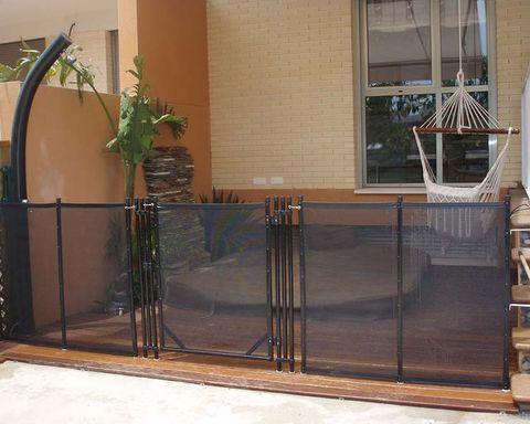 Property, Iron, Glass, Fixture, Hardwood, Basketball hoop, Metal, Building material, Houseplant, Net,