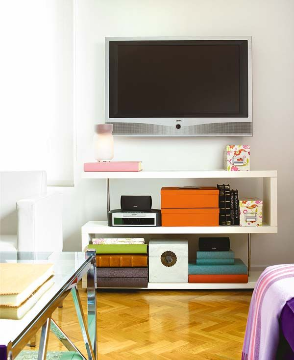 Disimular Cables Tv Colgada Pared Finest Disimular Cables Tv