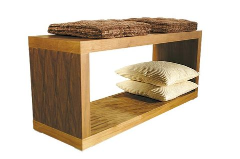 Wood, Hardwood, Beige, Home accessories, Wicker, Rectangle, Natural material, Wood stain, Plywood, End table,