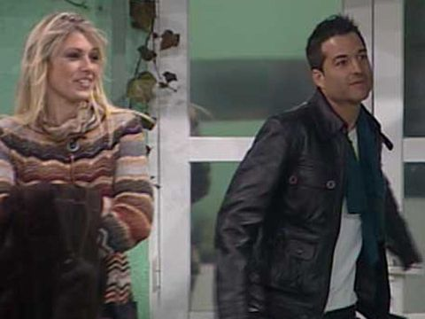 Photograph, Jacket, Style, Fashion, Street fashion, Leather jacket, Snapshot, Leather, Blond, Pocket,