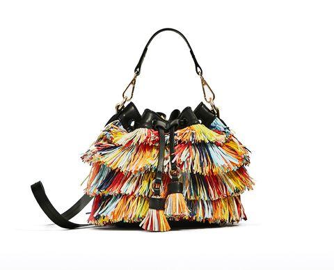 Product, Textile, White, Style, Fashion accessory, Bag, Fashion, Shoulder bag, Fashion design, Silver,