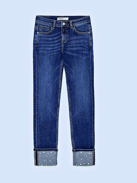 Denim, Jeans, Clothing, Blue, Pocket, Textile, Trousers, Electric blue, Visual arts,