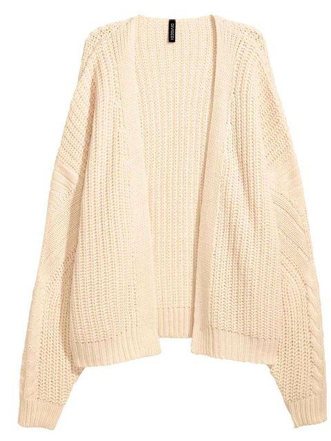 Clothing, Outerwear, Beige, Sweater, Sleeve, Cardigan, Jacket, Blouse, Blazer,